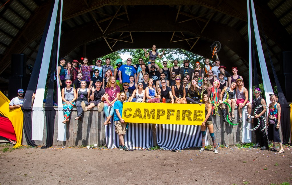 Volunteer Applications | CampFire Retreat | Flow Arts Institute | MN